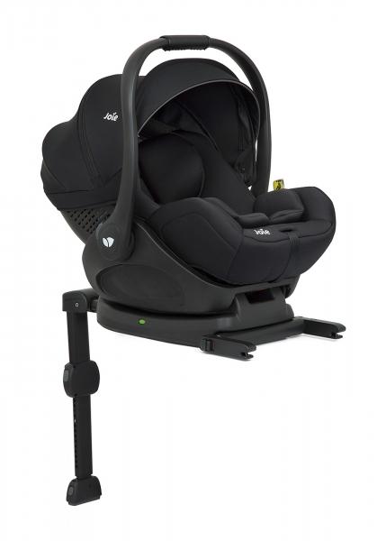 Babyschale i-Level von Joie Farbe Coal